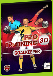 Pro training 3d goalkeeper - annual