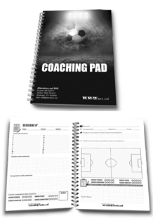 QUADERNO SESSION + TACTICAL PAD A5